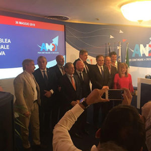 Elezioni Nazionali, Andi Pavia protagonista di un cambiamento epocale
