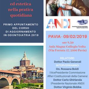 Grandi sorprese per la cultura targata ANDI Pavia