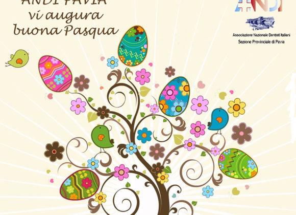 Buona Pasqua da ANDI Pavia