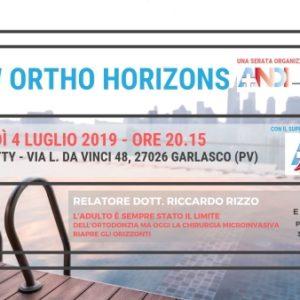 New orto horizons – Giovedì 4 luglio 2019, ore 20.15 (Pavarotty di Garlasco)