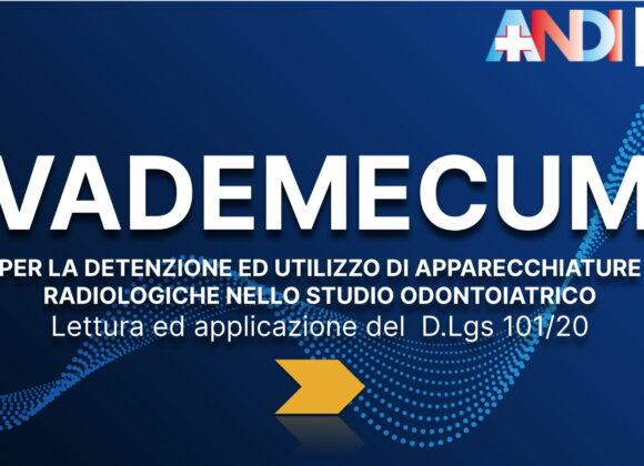 Legge 101, il 23/04 c'è il webinar di ANDI Pavia