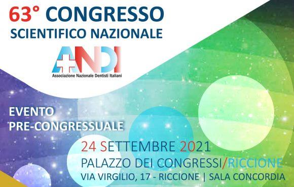 """Ecco il Congresso Scientifico ANDI a Riccione: """"Odontoiatria tra tecnologia e multidisciplinarietà"""""""