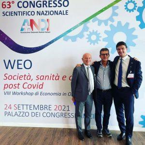 ANDI Pavia protagonista al Congresso Nazionale