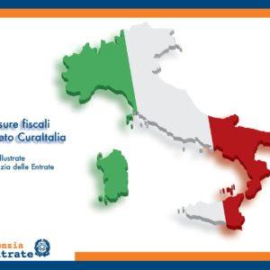Ecco le misure fiscali del Decreto Cura Italia