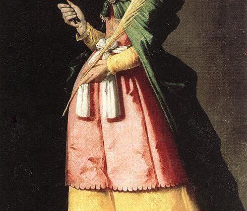 Sant'Apollonia, la protettrice degli odontoiatri